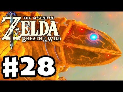 Divine Beast Vah Rudania! - The Legend of Zelda: Breath of the Wild - Gameplay Part 28