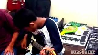 Skiils guitar Kereeen lagu dangdut ( cover )