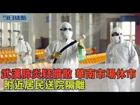 《石涛.News》「武汉不明瘟疫 加速扩散」
