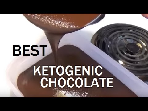 HOW TO make the BEST CHOCOLATE DESSERT RECIPE EVER! Heart Smart - Ketogenic KETO Diet - YouTube