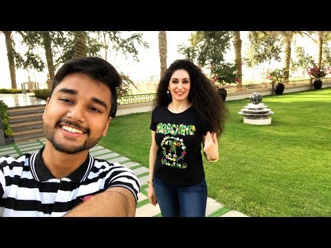 SHE INVITED ME TO HER VILLA IN OMAN!!