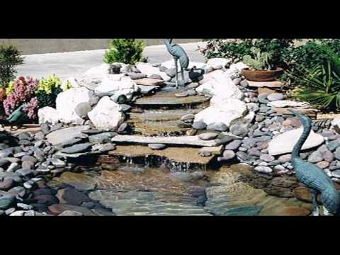 Waterfalls Streams Amp Pond Ideas How To Save Money And