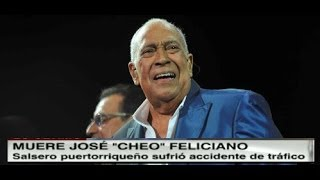 Cheo Feliciano Died in Horrific Car Crash Fania All Star Dies in Puerto Rico