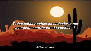 Silverstein - Desert Nights // Sub Español
