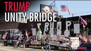 TrumpMobile inspired by man's unforgettable brush with future president