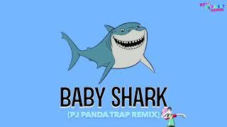 Baby Shark Trap Remix  | Pj Panda Rap Remix | #BabySharkChallenge