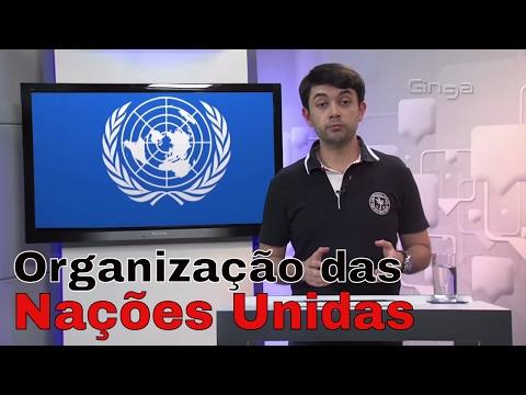 Geografia - ONU