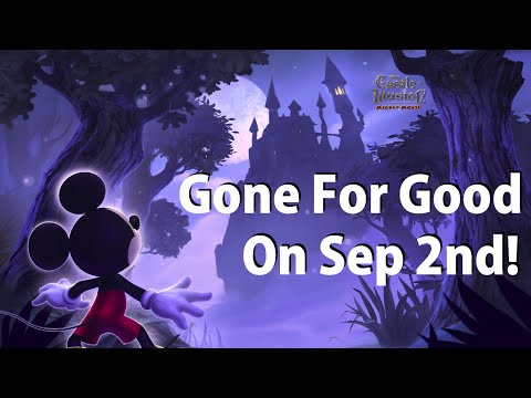 Castle of Illusion 2013's Delisting, and Delisting Digital Games In General | FrDougal9000 Reviews