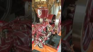 Ruston Hornsby engine