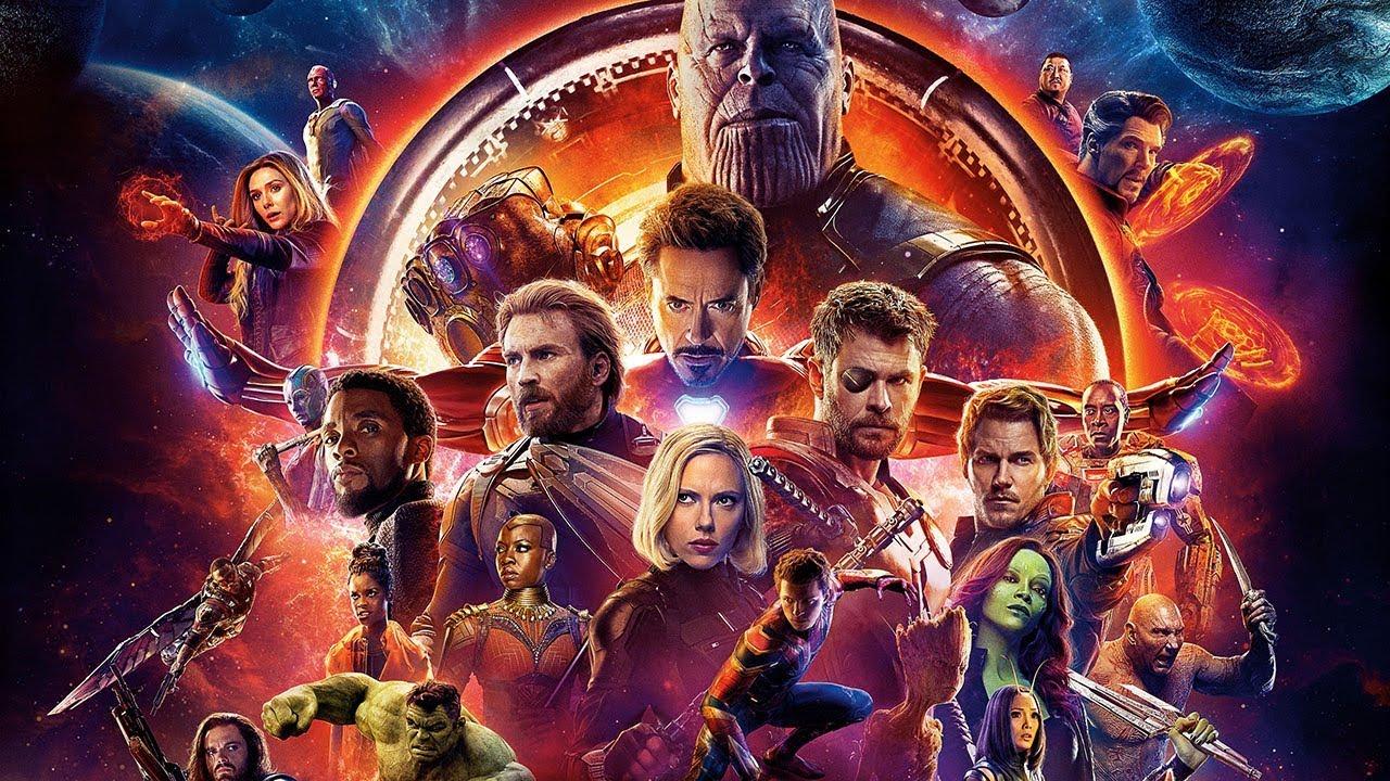 Co Powoduje że Avengers Wojna Bez Granic Jest Tak Dobry Youtube