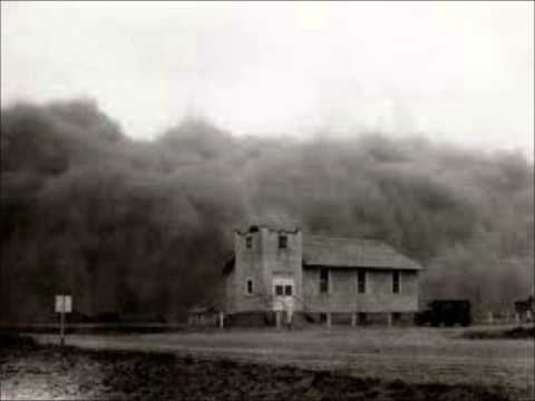 Sis Cunningham - My Oklahoma Home It Blowed Away