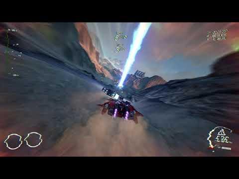 006 GRIP: Combat Racing - Yuri Industrial - Artifex Atom Airblade |