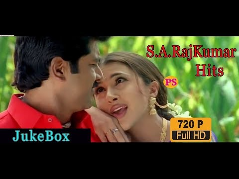 SA Rajkumar Tamil Super Hits Songs | Video Jukebox | SA Rajkumar Tamil Melodies |