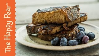 Vegan French Toast | Cheap Easy Vegan
