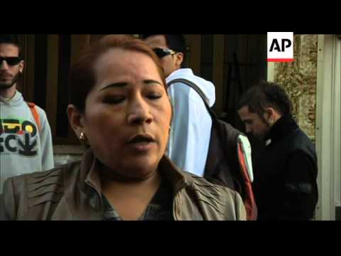 Woman facing eviction after being hit by economic crisis