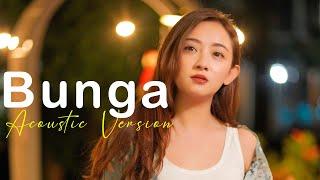 Download BUNGA - THOMAS ARYA ( Accoustic Version ) Meisita Lomania Cover & Lirik