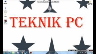 Teknik PC (Fifa 07 İçin Crack Yapma)