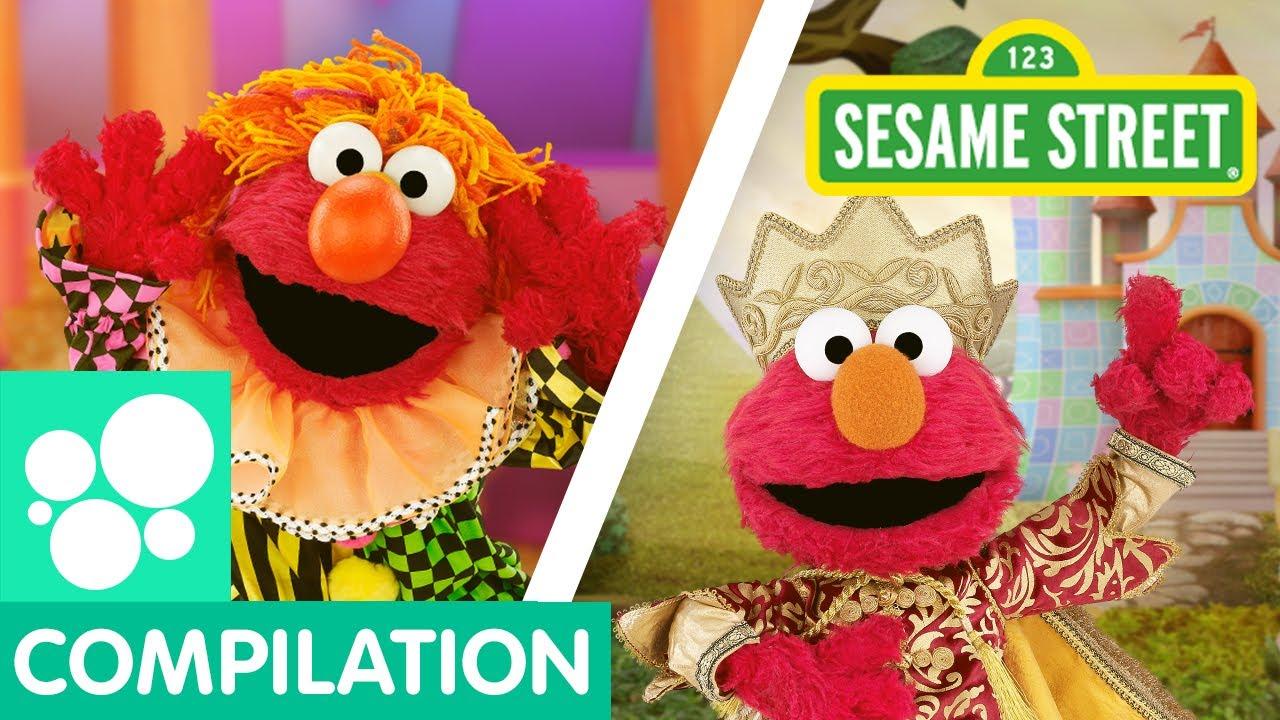 Sesame Street: Elmo the Musical Compilation | 90+ Minutes!