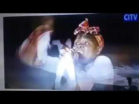 Queen Ivena - After Lester (antigua calypso monarch 2004)