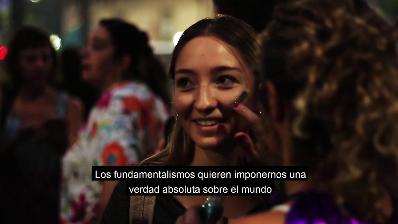 8M en Córdoba: tu boca es fundamental contra los fundamentalismos