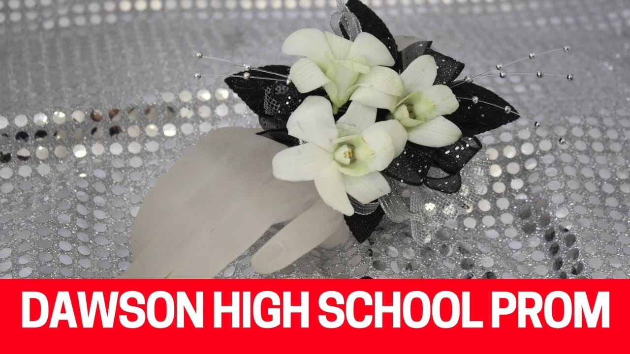 dawson high school prom flower ideas | corsages and boutonnieres for