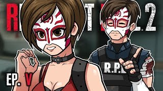 FINAL EPISODE! ONE DOES NOT SIMPLY DEFEAT UMBRELLA! Resident Evil 2 Remake - Ep.5