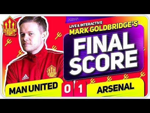 GOLDBRIDGE! Manchester United 0-1 Arsenal Match Reaction