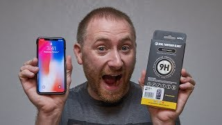 gpel-iphone-x-screen-protector-install-amp-review