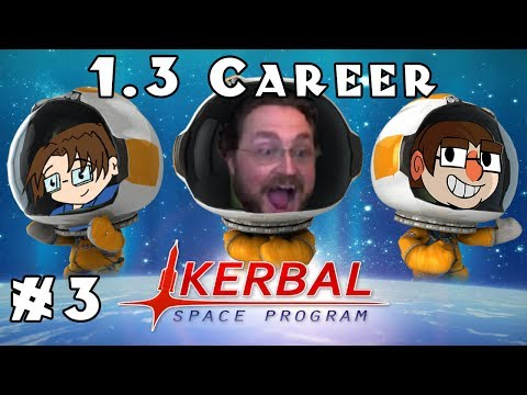 Kerbal Space Program - Heavily Modded 1.3 Career - Ep. 3