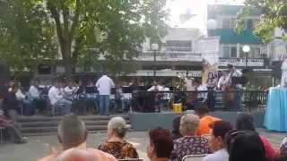 DAUDER Pasodoble  Banda Sinfònica 24 de Junio Serenata Virgen Candelaria Valencia Venezuela