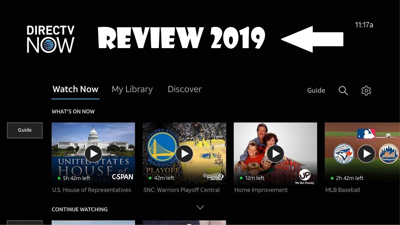Direct Tv Internet Review >> Direct Tv Now 2019 Review Youtube