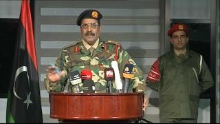أخبار عربية - المسماري: إنتهاء المعارك بشكل نهائي في المحور الغربي لمدينة #بنغازي