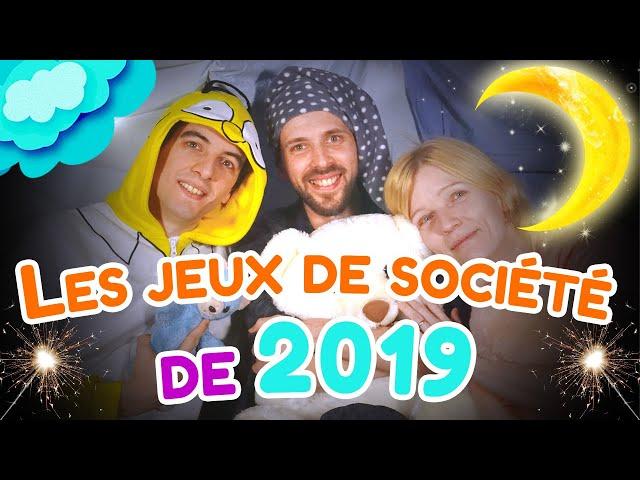 Le Passe Temps débriefe l'année ludique 2019 🌙 La soirée pyjama [2/3 : Mai-Septembre]