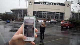 Visiting Vanderbilt University!