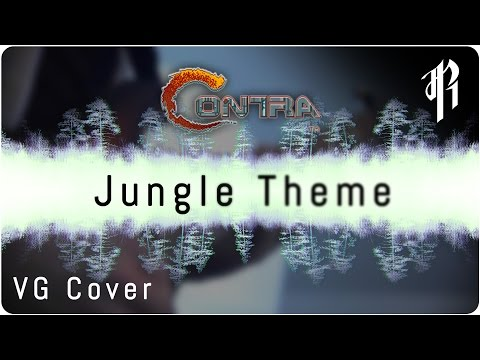 Contra: Jungle Theme - Djent Cover || RichaadEB (ft. NintendoCore Duo)