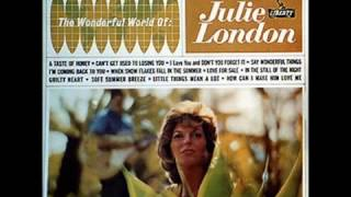 Julie London - Guilty Heart (1963)
