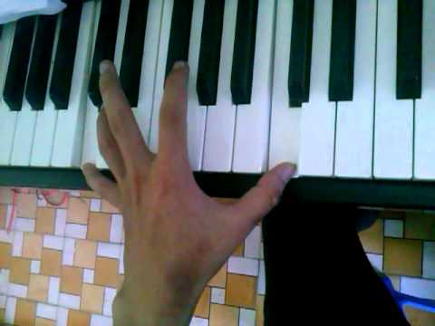 Huong dan dem piano tiet dieu bossanova
