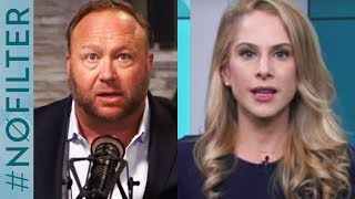 Alex Jones BANNED from YouTube, Ana Responds
