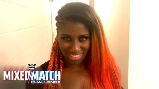 Ember Moon reacts to being named Braun Strowman's teammate: WWE Exclusive, Sept. 18, 2018