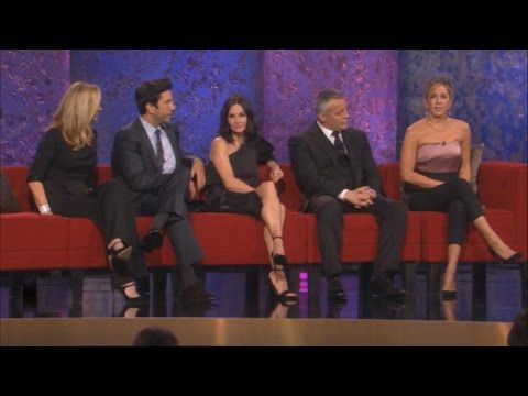 Watch Jennifer Aniston Remember 'Heartbreak' on 'Friends' Set in Reunion Teaser