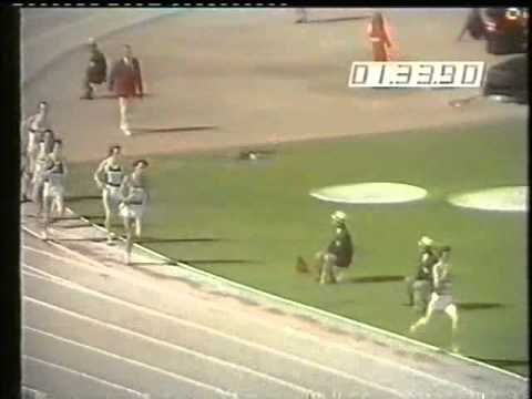 Ovett, European 800m silver 1974.mp4