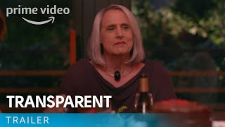 Transparent - Season 3 Official Trailer | Amazon Video