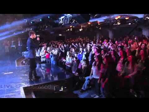 The Wanted Warzone Live on Letterman