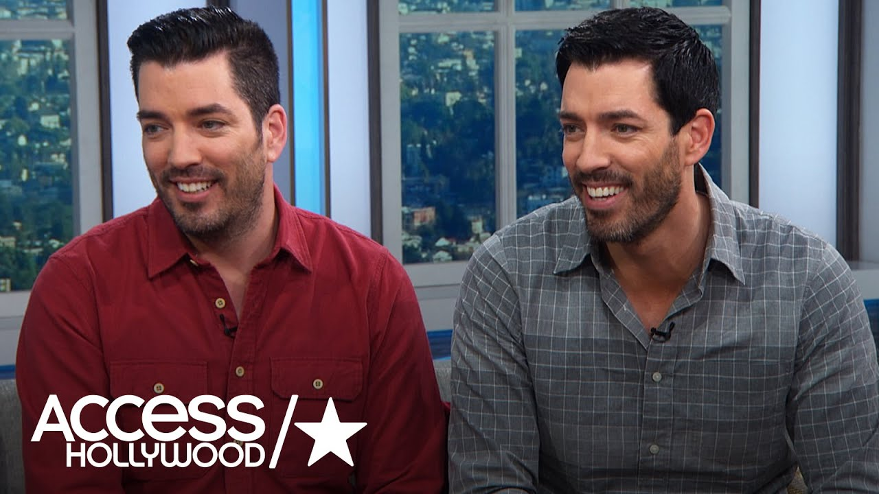Property Brothers Drew Jonathan Scott Were Both Asked To Be On