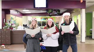 Spirit of Christmas Physical Therapy Lip Sync Video