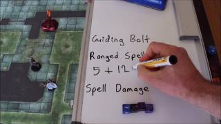 D D Spell 5e Guiding Bolt