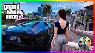 Grand Theft Auto 6 - NEW LEAKED INFO! Map Details, Multiple Cities, Cars/Vehicles & MORE! (GTA 6)
