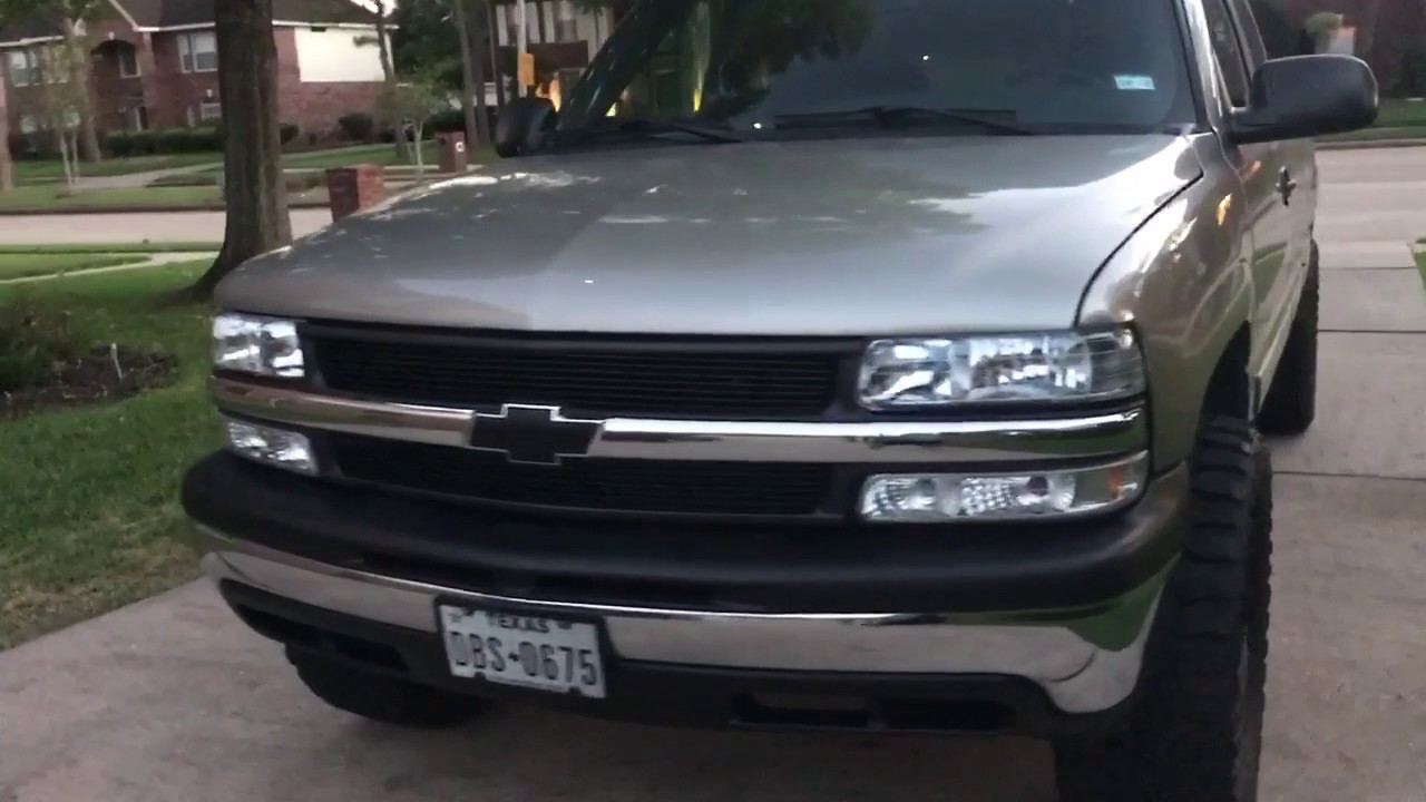 how to change fuel filter on 99 03 silverado 1500 [ 1280 x 720 Pixel ]