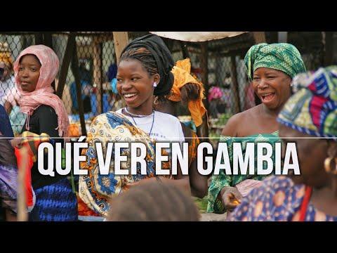 Que hacer en Gambia, la costa sonriente de África