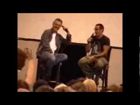 Q&A Anthony Stewart Head & Nicholas Brendon Oakland 2004